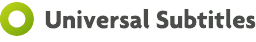 Universal Subtitles Logo